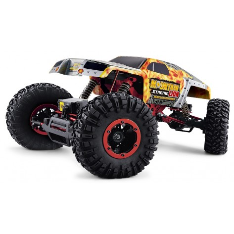 Remo Hobby Mountain Lion Xtreme 4WD RTR 1:10
