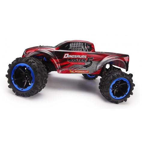 Remo Hobby Monster Truck 4x4 Dinosaurs RTR 1:8
