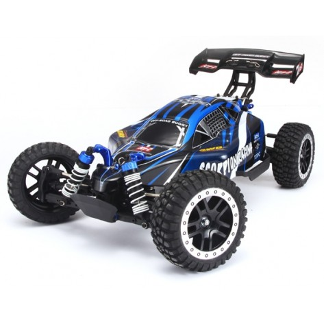 Remo Hobby Baggy Scorpion Racing Standard 4WD RTR 1:8