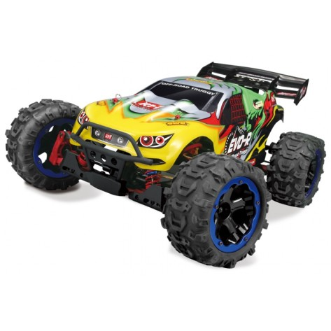 Remo Hobby Truggy EVO-R Ultimate 4WD RTR 1:8