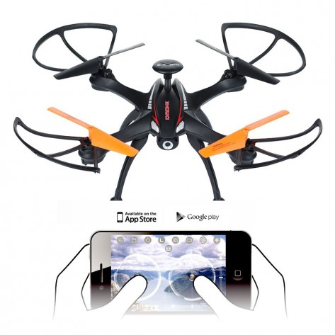 Drone K95HW HD+ Wifi FPV iOS / Android