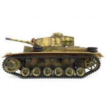 Taigen Panzerkampfwagen III HC 1:16 - пневмопушка