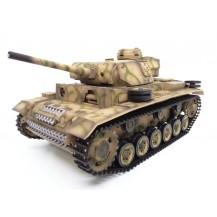 Taigen Panzerkampfwagen III HC 1:16