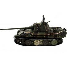 Taigen Panther type F HC 1:16 - танковый бой