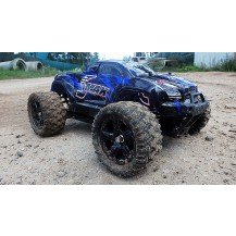 Monster Truck 4x4 SMAX RTR 1:16 + влагозащита