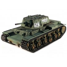 Taigen Russia KV-1 HC 1:16 - танковый бой